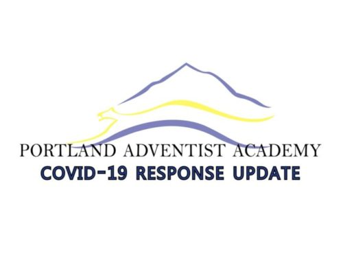 COVID-19 Update: Mandates for In-Person Classes